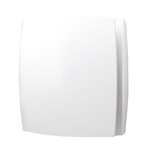 Breeze White Wall Mounted Bathroom Fan with Timer & Humidity Sensor