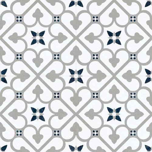 Autograph Brighton Grey Multiuse Tiles 450x450mm - Box of 9 (1.42m2)