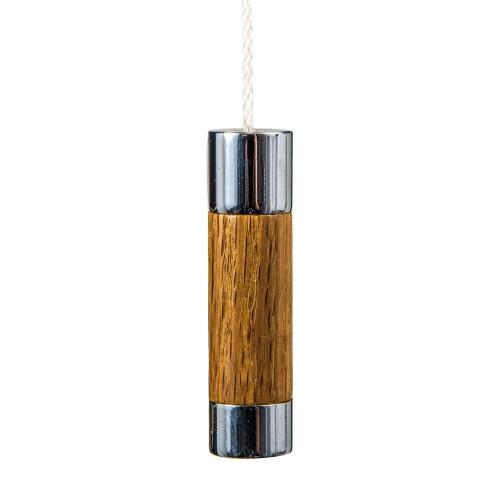Miller Light Pull Oak Cylindrical