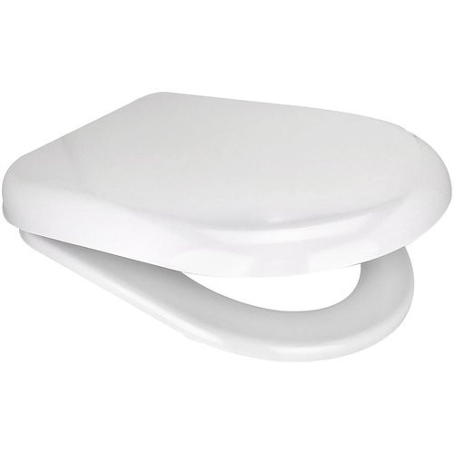 D ONE Anti-Bacterial Soft Close Quick Release Toilet Seat