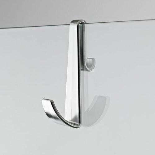 Robe Hook for Framless Shower Enclosures