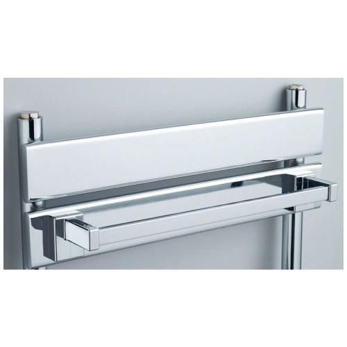 Hudson Reed Chrome Magnetic Towel Rail