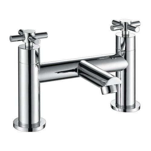 Acel Chrome Bath Filler