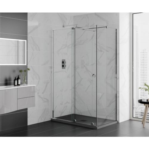 Aquadart Rolla 8 900mm Side Panel - Matt Black