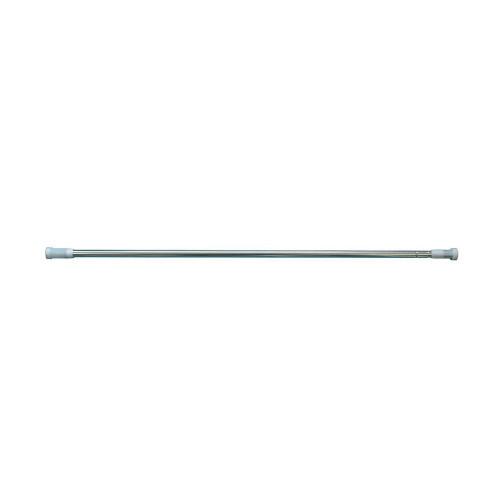 Shower Curtain Rod 1400-2600mm - Chrome