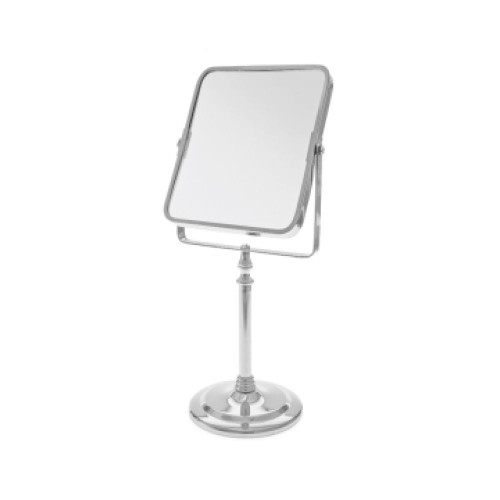 Stainless Steel Mirror - Oblong