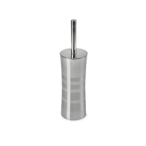 Toilet Brush & Holder - Stainless Steel/Matt