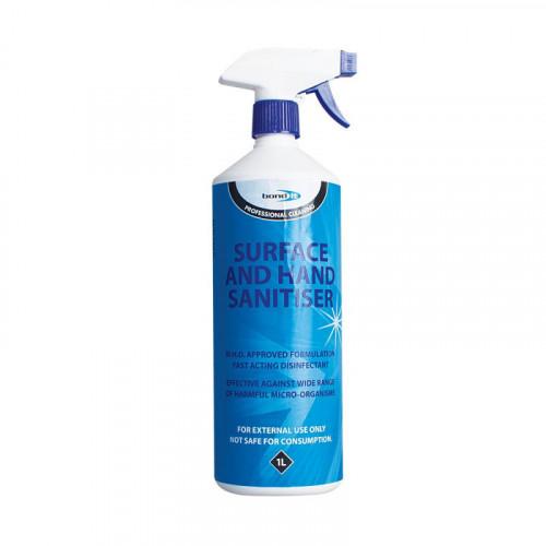 Bond-It Surface & Hand Sanitiser 1L