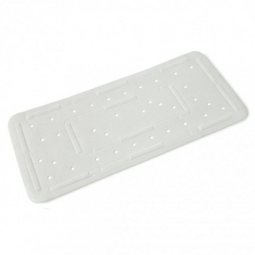 Softee Bath Mat - White 360mm x 800mm
