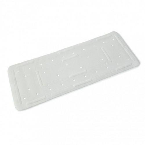 Softee Extra Large Bath Mat - White 360mm x 900mm