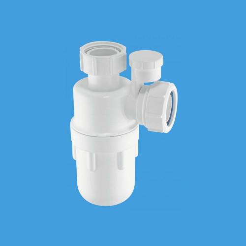 "McAlpine Anti-Syphon Bottle Trap - 1.1/2"""