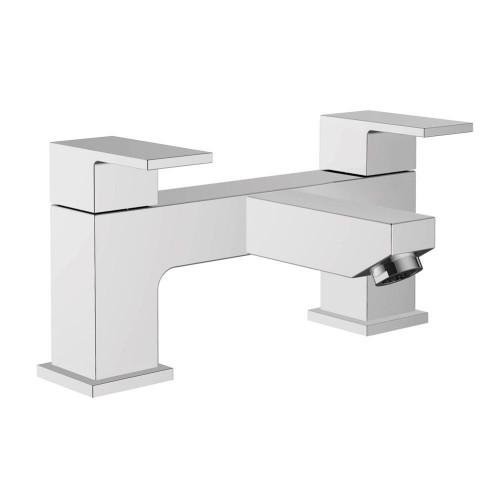 Cubix Chrome Bath Filler