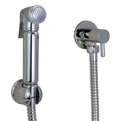 Douche Shower Spray Kit With Manual Isolating Valve