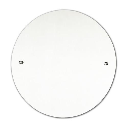 SureFix Pre-Drilled Round Mirror - 400mm Diameter