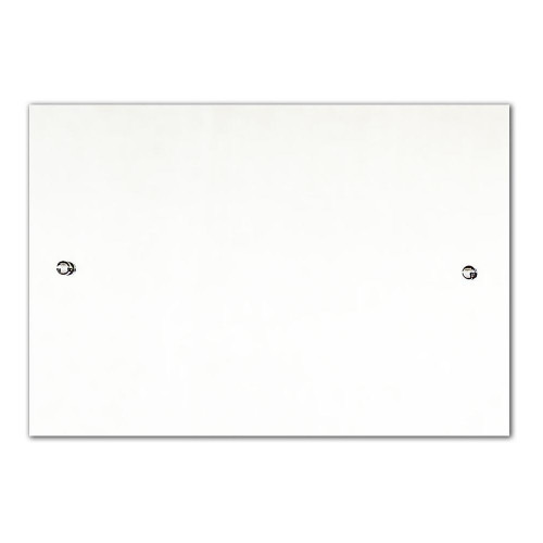 SureFix Pre-Drilled Rectangular Mirror - 450mm x 300mm