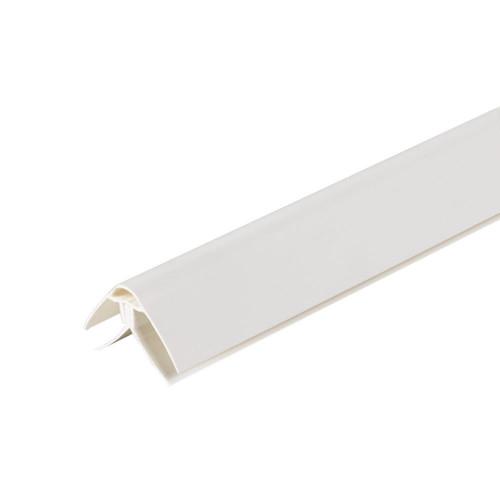Dumatrim Universal Corner - Grey White 2600mm