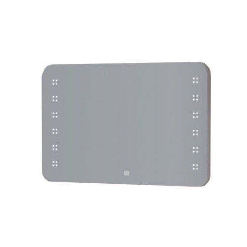 Eclipse 550mm x 500mm LED Mirror