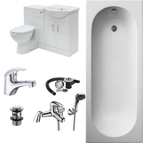 Floe Bathroom Suite