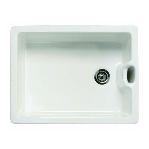 RAK Gourmet Kitchen Sink 8 With Weir Overflow - Belfast Style