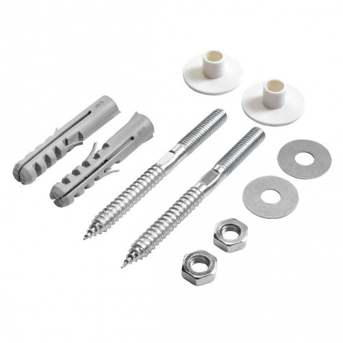 Wall Mounted Basin Sink Fixing Bolt Kit 12mm