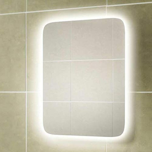 Eventa LED Illuminated Universal Mirror With Demister & Touch Sensor 500mm x 700mm