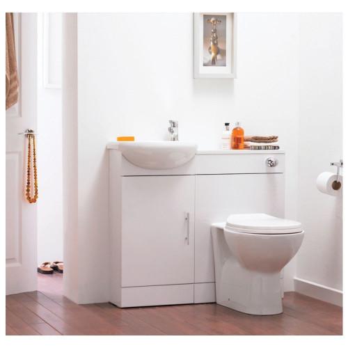 Sienna 900mm Cabinet Bathroom Suite