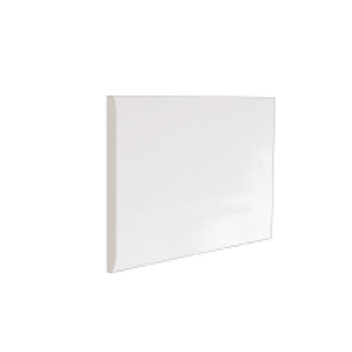 Acrylic Reinforced 800mm Bath End Panel