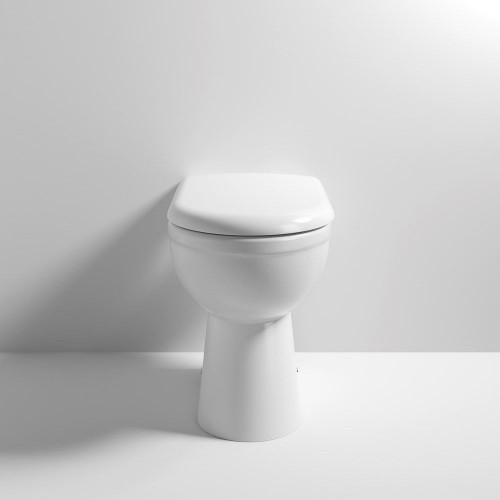 Ivo Comfort Height Back to Wall Pan & Soft Close Seat