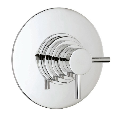 Hudson Reed Aspen Chrome Dual Thermostatic Concealed Shower Valve
