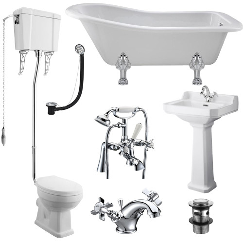 Kensington Complete Bathroom Suite