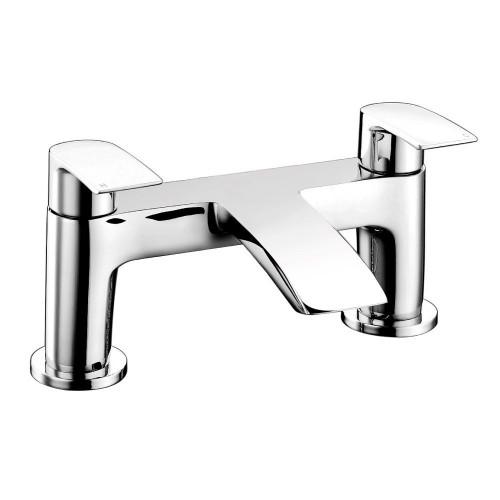 Khloe Chrome Bath Filler