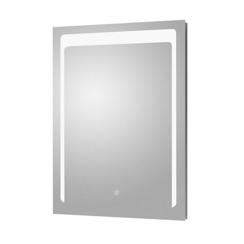 Carina LED Illuminated Bathroom Mirror 500mm x 700mm