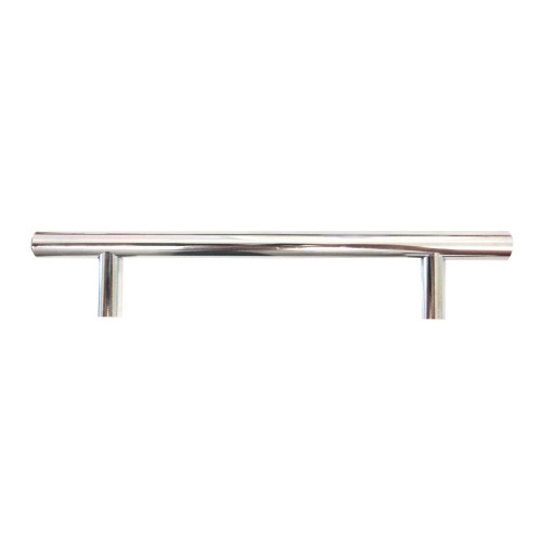 Stainless Steel T-Bar Furniture Handle (128mm Centres)