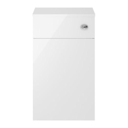 Athena White Gloss 500mm WC Unit