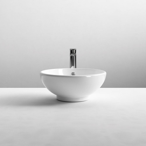 Round 420mm Vessel Counter Top Basin