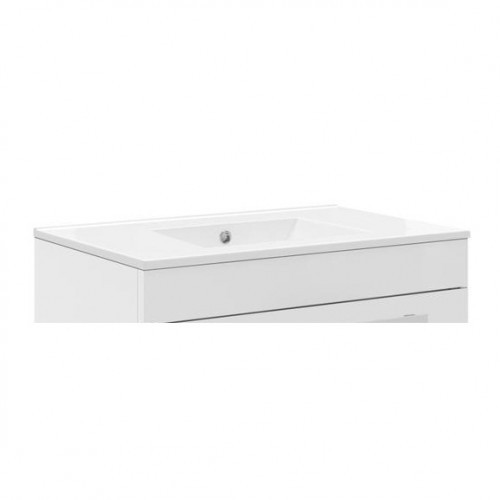 600mm Minimalist Ceramic Furniture Basin