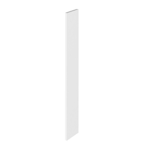Hudson Reed Fusion White Gloss 2000mm Continuous Plinth