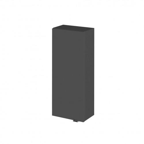 Hudson Reed Fusion Grey Gloss 300mm Wall Unit (180mm Deep)