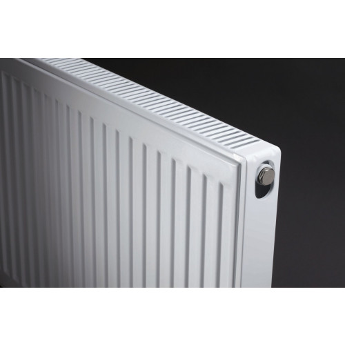 Kompact Type 21 Double-Panel Single Convector Radiator 600mm x 500mm