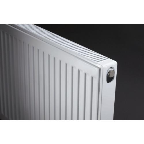 Kompact Type 21 Double-Panel Single Convector Radiator 600mm x 600mm