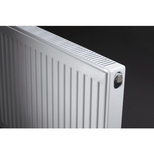 Kompact Type 21 Double-Panel Single Convector Radiator 600mm x 800mm