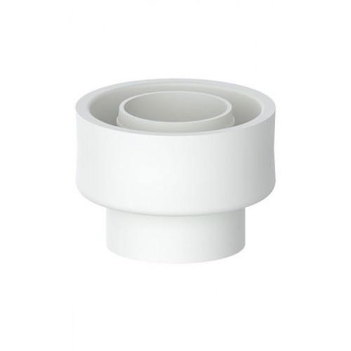 Viva Sanitary External Flush Cone
