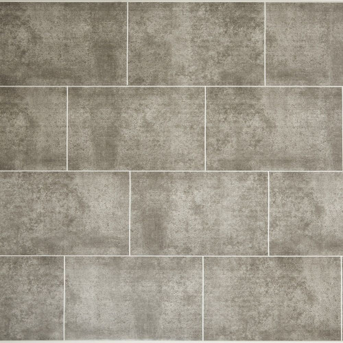 Proplas Stone Graphite Tile 250mm x 2800mm x 8mm Wall & Bathroom Panelling (Pack of 4)