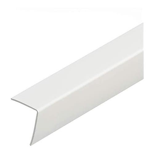 25mm White PVC Corner Guard
