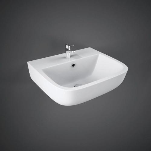 RAK Series 600 400mm Hand Basin - 1 Tap Hole