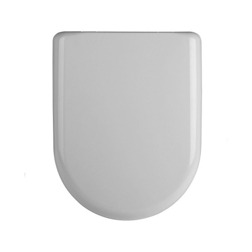 Luxury D-Shape Quick Release Soft Close Seat (Rounded Edges)