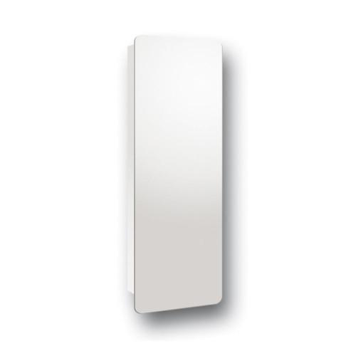Series 4 Reflex Tall Wall Hinge Mirror Cabinet 460mm x 1200mm x 120mm