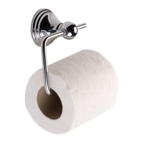 Arno Toilet Roll Holder - Chrome