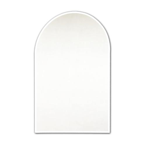 Bevelled Arch Ensuite Mirror 400mm x 500mm
