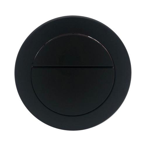 Matt Black Button to Suit TIS6202